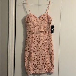 Lulú dress !!! Blush color